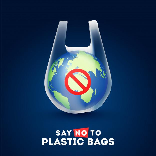 รณรงค์ลดใช้ถุงพลาสติก เพื่อบอกลาปัญหาโลกร้อน